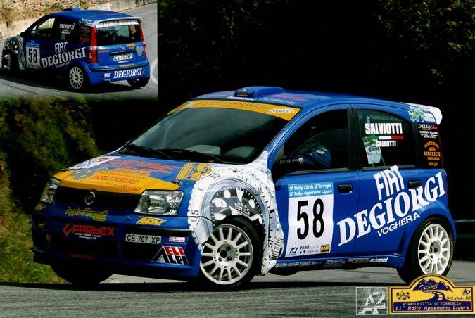 [Rallye] Le topic des photos de panda en rallye Torriglia_2007